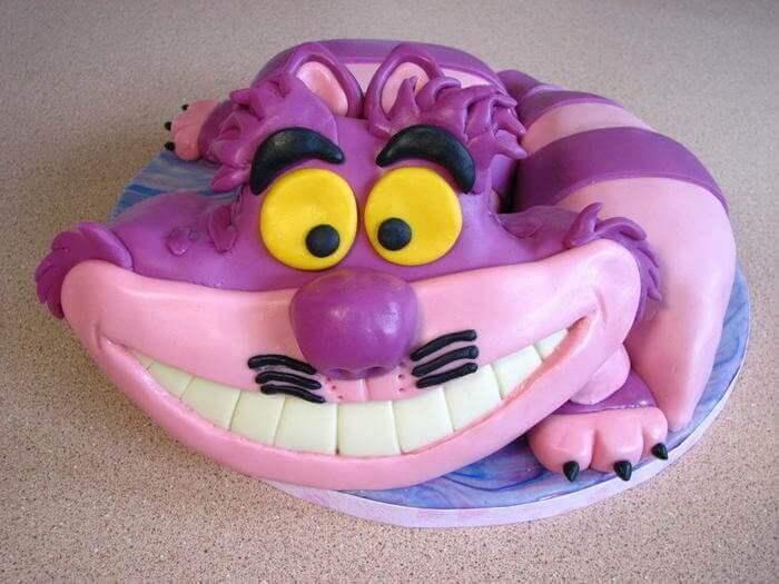 Ảnh bánh kem hình mặt cười