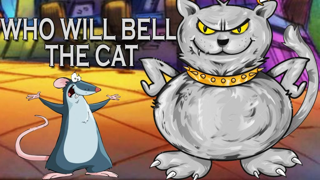 Chuyện kể thứ 10- Đeo chuông cho mèo