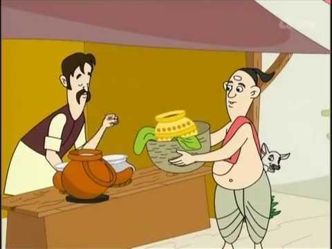 Chuyện kể thứ 9- Nhà buôn và thợ cắt tóc