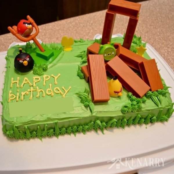Hình ảnh quà sinh nhật bánh kem dễ thương