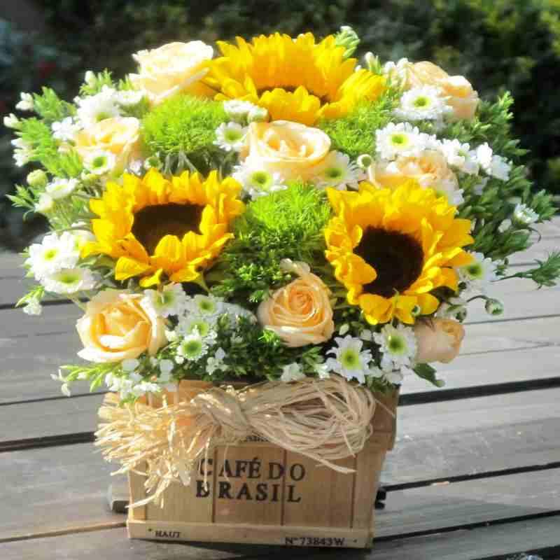 Hình hoa sinh nhật nổi bật nhất