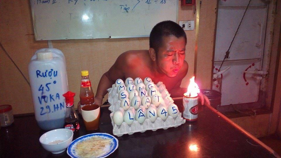 Hình ảnh mừng sinh nhật hài hước