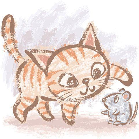 Chuyện kể thứ 4 - Sự tích mèo và chuột