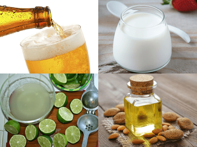 Dưỡng da khỏe bằng axit latic có trong bia