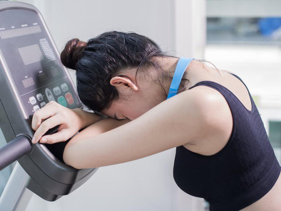 Không giảm cân quá nhanh là cách làm đẹp da sau khi sinh hiệu quả