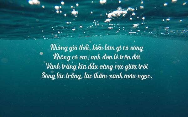 Những câu stt về biển hay nhất từ trước tới nay