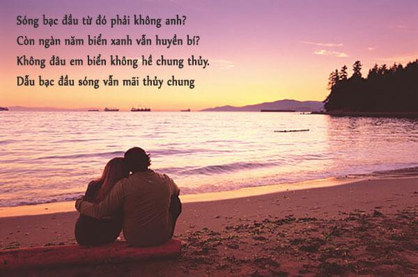 Những câu nói hay về biển và em