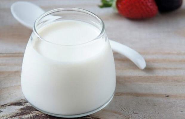 Sữa chua giúp làm đẹp hiệu quả