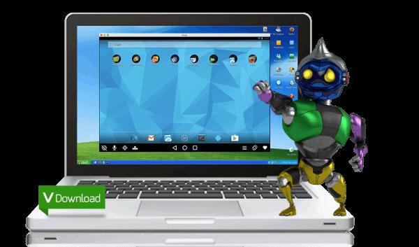 Andy - Giả lập Android trên máy tính dành cho máy cấu hình yếu
