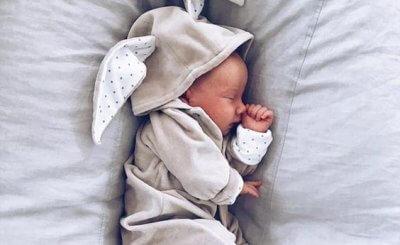 Bỏ túi 6 cách giúp trẻ sơ sinh ngủ ngon ban đêm
