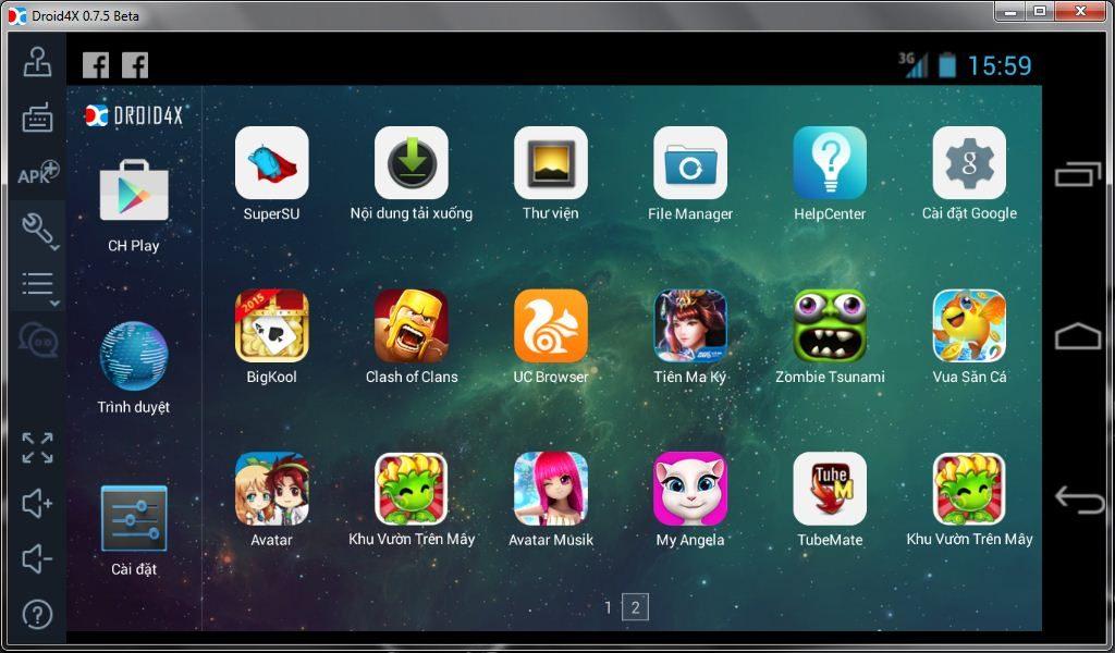 Droid4X For Mac - Giả Lập Android Cho Mac OS
