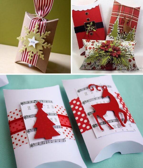 Gói quà sinh nhật phong cách Noel cho những người sinh tháng 12