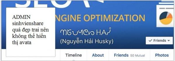 Hoàn thành bước cuối cùng đổi tên facebook kí tự đặc biệt