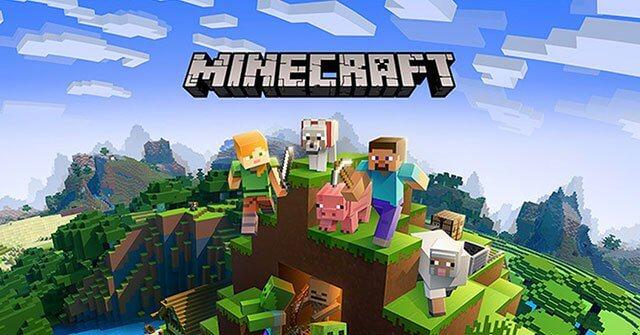 Kí tự đặc biệt Minecraft