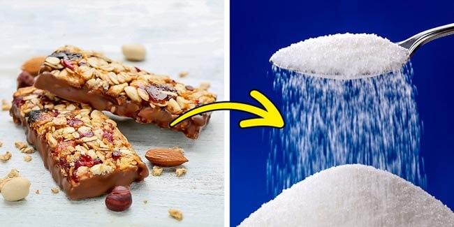 Một số các ngũ cốc dinh dưỡng dạng thanh