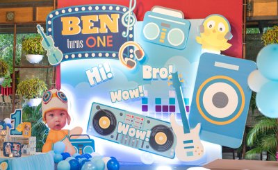 Những sản phẩm trang trí thôi nôi ấn tượng 3D cho các bé trai và bé gái