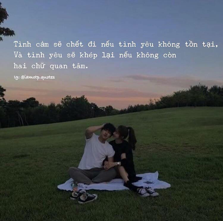 Những câu nói hay dành cho con gái trong tình yêu