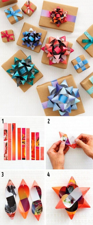 Trang trí gói quà của bạn ấn tượng với dây ruy băng