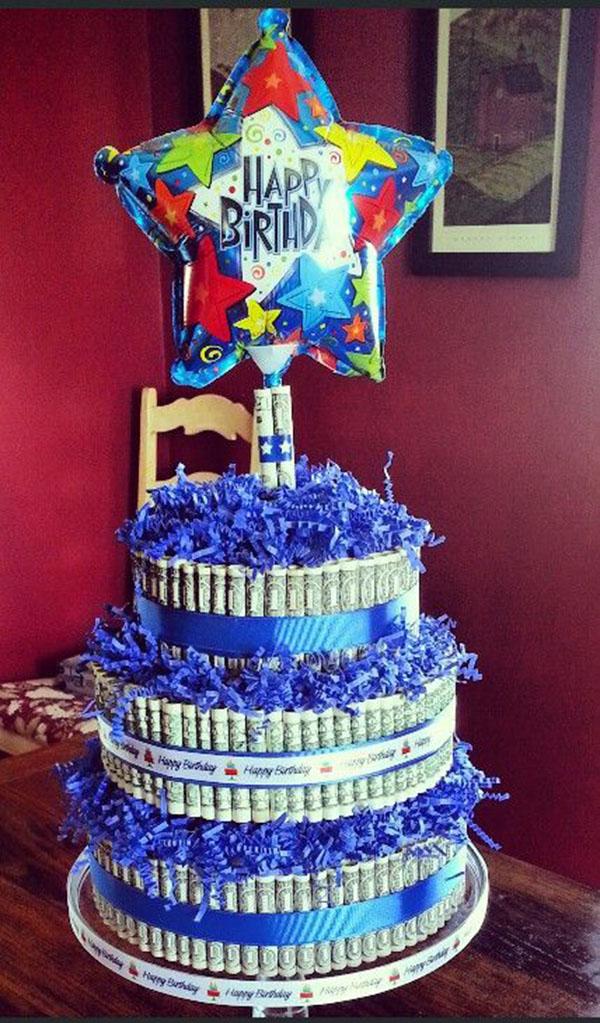 Bánh gato chúc mừng sinh nhật