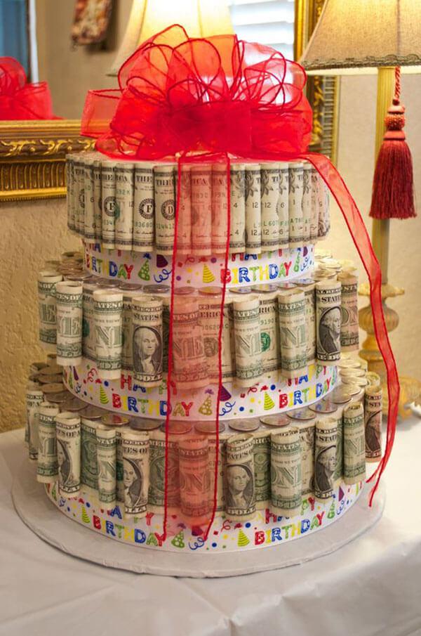 Hình ảnh tiền sinh nhật
