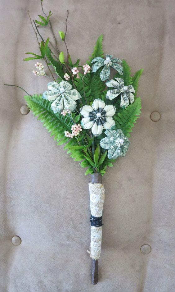 Hình chúc mừng sinh nhật đẹp bằng hoa tiền độc lạ