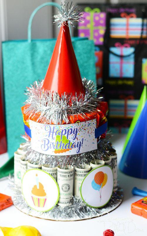 Những hình ảnh chúc mừng sinh nhật đẹp nhất bằng tiền