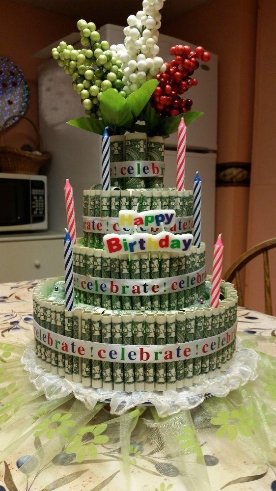 Tổng hợp các hình ảnh tiền mừng sinh nhật độc đáo