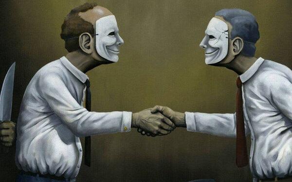 Những câu nói về người hai mặt hay