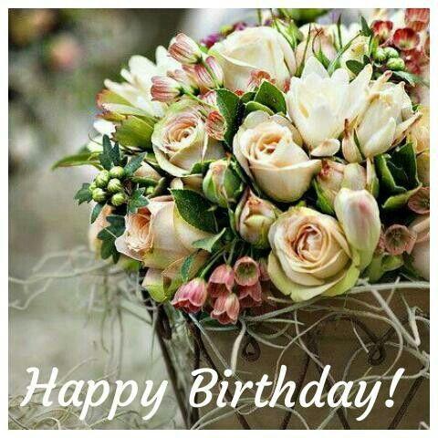 Ảnh hoa sinh nhật đẹp tặng bạn bè trên facebook