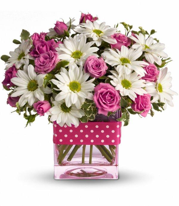 Những bông hoa chúc mừng sinh nhật bạn đẹp