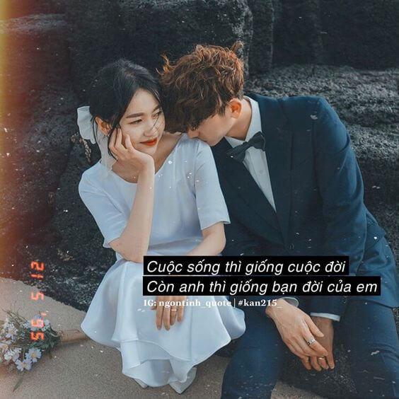 Những câu thả thính crush gái lãng mạn