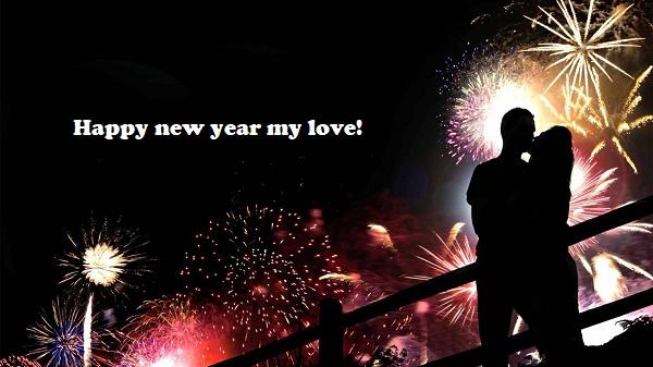 Những lời chúc mừng năm mới cho người yêu hay qua SMS