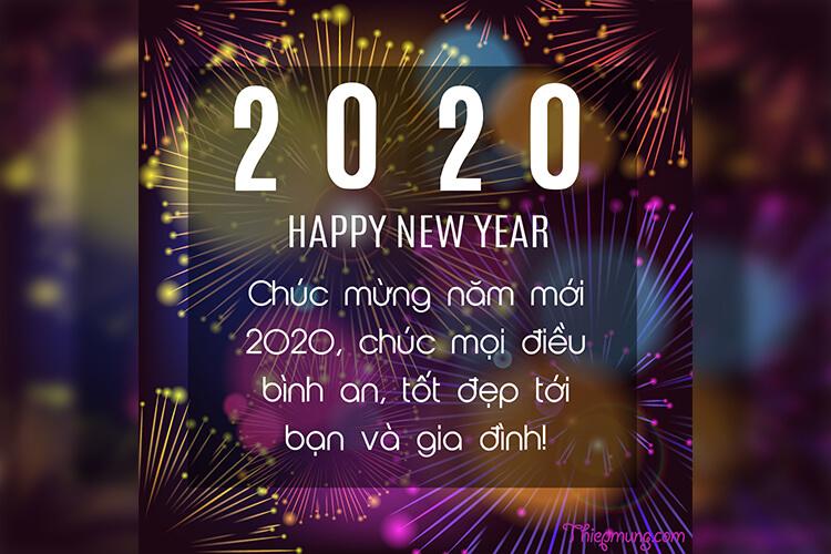 Tin nhắn chúc mừng năm mới hay cho khách hàng