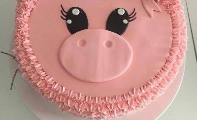 20+ Hình ảnh bánh kem sinh nhật hình con heo tuổi hợi đẹp nhất