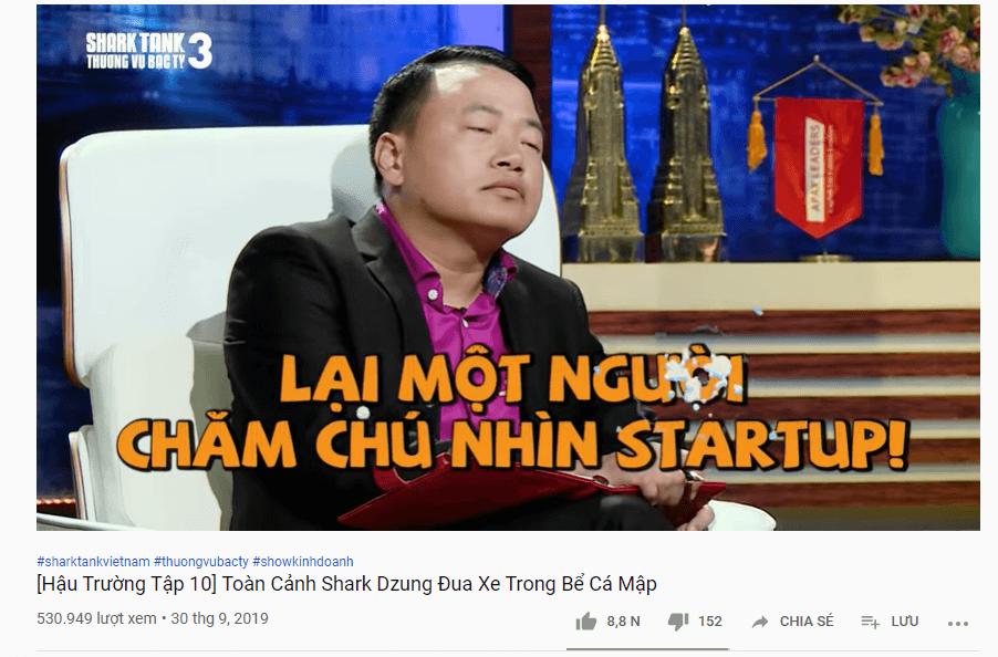 Các Shark Tank Việt Nam là ai