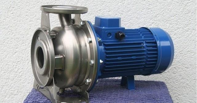 Máy bơm tăng áp hay còn gọi là máy bơm áp lực