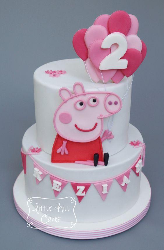 Những hình ảnh bánh sinh nhật con heo dễ thương