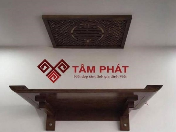 Sở hữu bàn thờ của Tâm Phát chỉ với mức giá tầm thấp