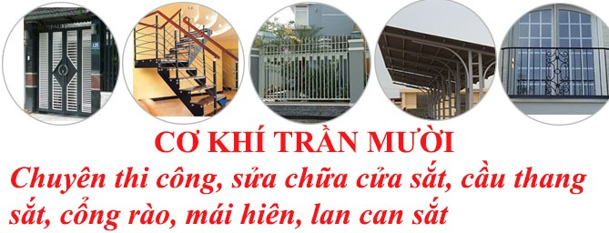 Bạn cần hàn sắt tại nhà Đây là dịch vụ mà chắc chắn bạn sẽ cần