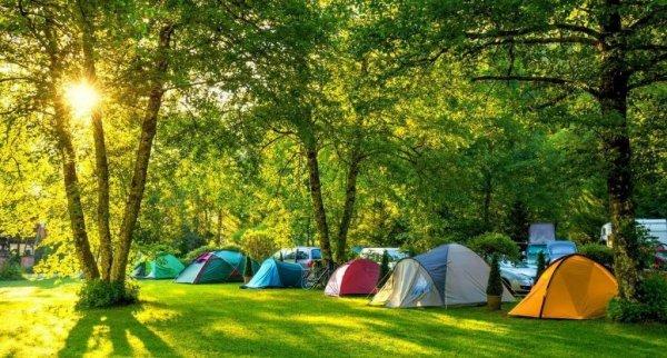 Cắm trại, dã ngoại tại Suối Mơ