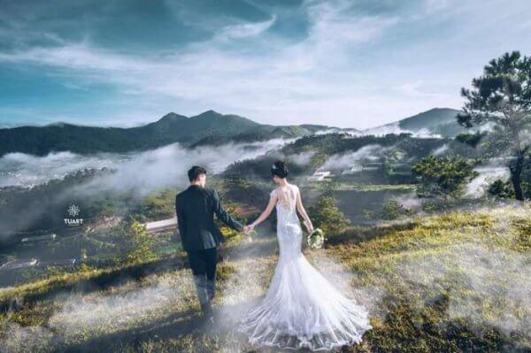 Chụp hình ngoại cảnh Đà Lạt - Thành phố sương mù