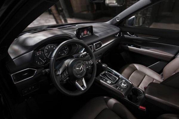 Hệ thống tiện nghi giải trí Mazda Connect