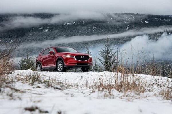 Mazda CX-5 2020 có hệ thống an toàn tiên tiến nhất