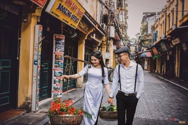 Những địa điểm chụp ảnh ngoại cảnh đẹp ở Hà Nội đẹp nhất
