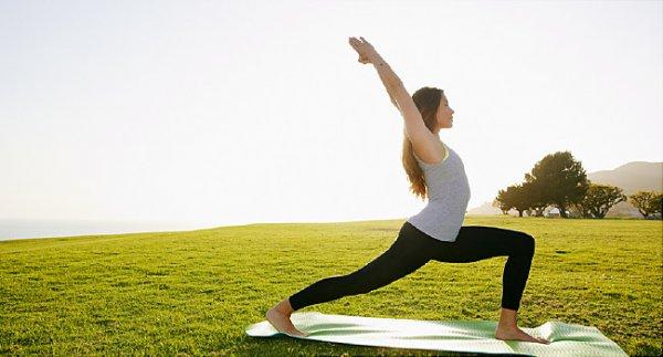 Những bài tập Yoga cho ngày kinh nguyệt