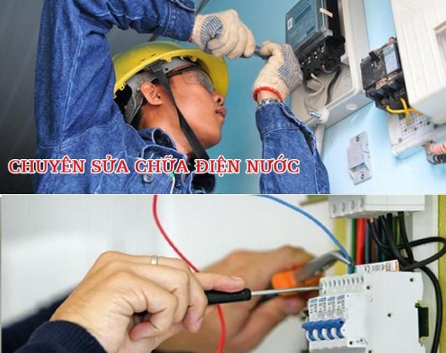 Những thợ sửa chữa điện nước tại nhà mà bạn có thể tin cậy