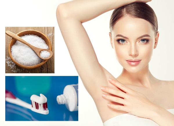 Tẩy lông bằng kem đánh răng được nhiều người áp dụng hiện nay
