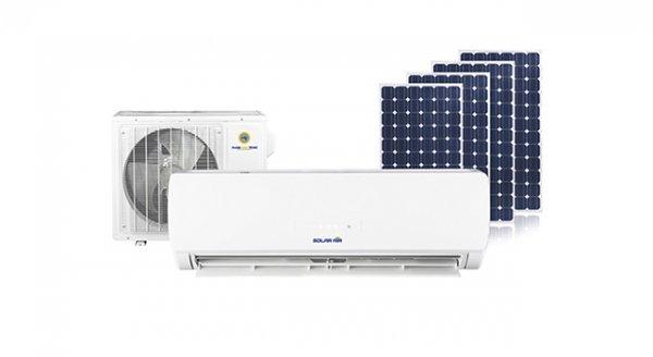 Máy điều hòa năng lượng mặt trời ngày càng được ưa chuộng