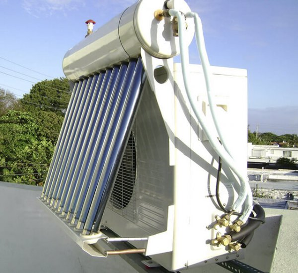 Máy điều hòa năng lượng mặt trời Megasun