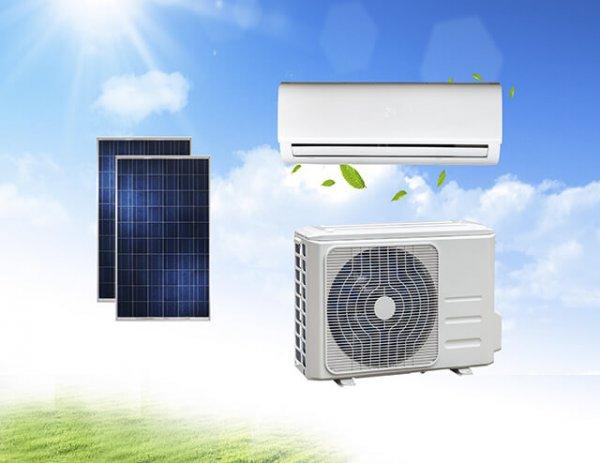 Máy điều hòa năng lượng mặt trời Panasonic